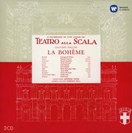 LA BOHEME MARIA CALLAS/LA SCALA MILAN/ANTONINO VOTTO (1956) G. PUCCINI, CD