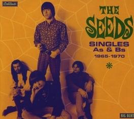 SINGLES A'S & B'S.. .. 1965-1970 SEEDS, CD