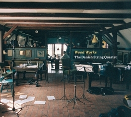 WOOD WORKS DANISH STRING QUARTET, CD