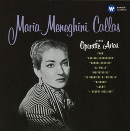 LYRIC AND COLORATURA ARIA PHILHARMONIA ORCHESTRA/SERAFIN (1954) MARIA CALLAS, CD