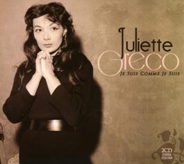 JE SUIS COMME JE SUIS JULIETTE GRECO, CD