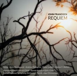 REQUIEM TEITUR/BUNDGAARD/PELLEGRINI/LODAHL... J. FRANDSEN, CD