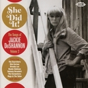SHE DID IT! * THE SONGS OF JACKIE DESHANNON VOLUME 2 *