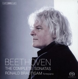 COMPLETE PIANO SONATAS RONALD BRAUTIGAM L. VAN BEETHOVEN, CD