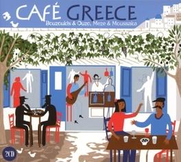 CAFE GREECE V/A, CD