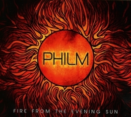 FIRE FROM THE EVENING SUN ROCK PROJECT BY SLAYER DRUMMER DAVE LOMBARDO! PHILM, CD
