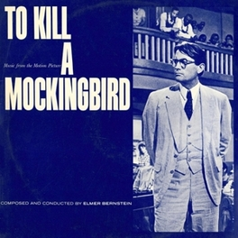 TO KILL A MOCKINGBIRD/.. .. BLUES AND BRASS/ BY ELMER BERNSTEIN OST, CD
