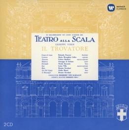 IL TROVATORE MARIA CALLAS/LA SCALA MILAN/KARAJAN (1956) G. VERDI, CD