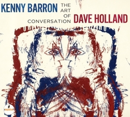 ART OF CONVERSATION BARRON, KENNY & DAVE HOLL, CD