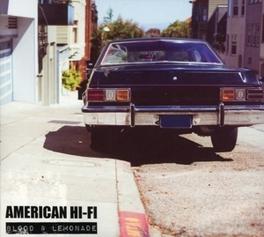 BLOOD & LEMONADE AMERICAN HI-FI, CD