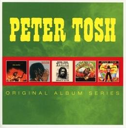 ORIGINAL ALBUM SERIES *BUSH DR./MYSTIC MAN/WANTED DREAD OR../MAMA AFRICA/NO N PETER TOSH, CD