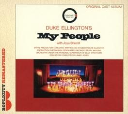 MY PEOPLE DUKE ELLINGTON, CD