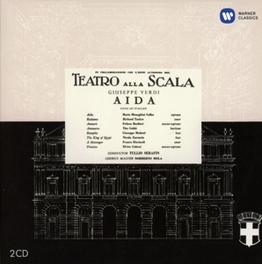 AIDA MARIA CALLAS/LA SCALA MILAN/TULLIO SERAFIN (1955) G. VERDI, CD