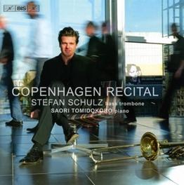COPENHAGEN RECITAL STEFAN/SAORI TOMI SCHULZ, CD