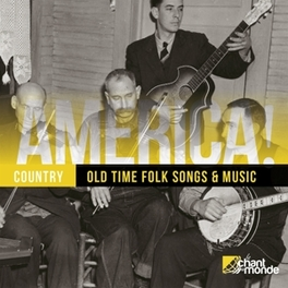 AMERICA! 8-COUNTRY WALSH/RODGERS/KAZEE/MCCARN V/A, CD
