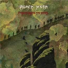 CONDEMNED TO HOPE BLACK MOTH, CD