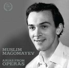ARIAS FROM OPERAS MOSCOW R.S.O./VLADIMIR TERLETSKY MUSLIM MAGOMAYEV, Vinyl LP