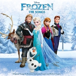 FROZEN: THE SONGS OST, CD