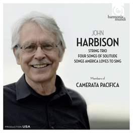 CHAMBER WORKS CAMERATA PACIFICA J. HARBISON, CD