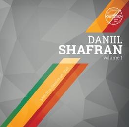 DANIIL SHAFRAN VOL.1 SCHUMANN/DEBUSSY/FRANCK DANIIL SHAFRAN, Vinyl LP