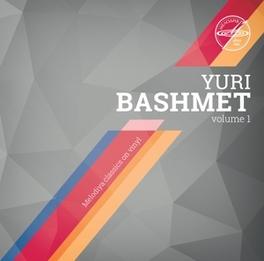 YURI BASHMET VOL.1 WORKS BY BRAHMS YURI BASHMET, Vinyl LP