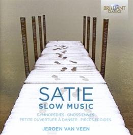 SLOW MUSIC JEROEN VAN VEEN E. SATIE, CD