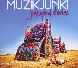 JUNKYARD STORIES MUZIKJUNKI, CD