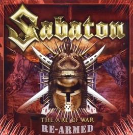 ART OF WAR (RE-ARMED) + BONUS TRACKS SABATON, CD