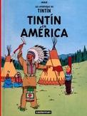 TINTIN TINTIN (02): IN AMERICA