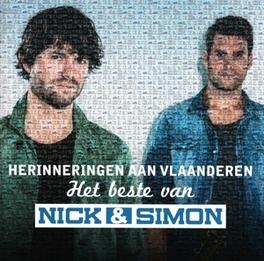 HERINNERINGEN AAN.. .. VLAANDEREN NICK & SIMON, CD