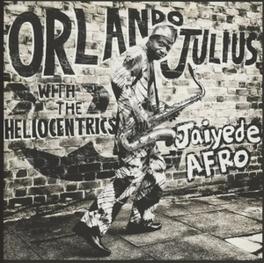 JAIYEDE AFRO JULIUS, ORLANDO & THE HEL, CD