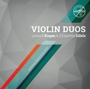 VIOLIN DUOS WORKS BY TELEMANN/LECLAIR/YSAYE