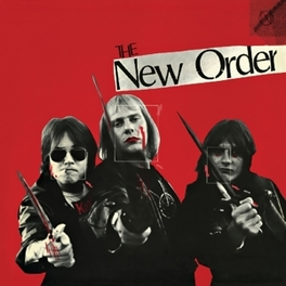 THE NEW ORDER NOT NEW ORDER!!MYTHICAL MID-70S PROTO-PUNK ROCK PROJECT THE NEW ORDER, CD