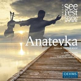 ANATEVKA GERHARD ENST/DAGMAR SCHELLENBERGER/BELE KUMBERGER J. BOCK, CD