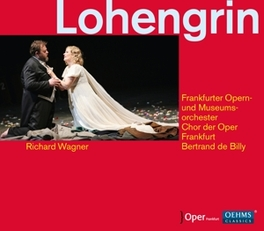 LOHENGRIN FRANKFURT OPERA MUSEUM ORCHESTRA R. WAGNER, CD