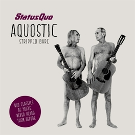 AQUOSTIC *SUNDAY MORNING VERSIONS O/T HITS, COVER: BRYAN ADAMS* Status Quo, CD
