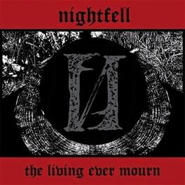 LIVING EVER MOURN NIGHTFELL, Vinyl LP