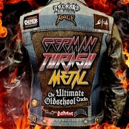 GERMAN THRASH METAL V/A, CD