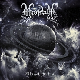 PLANET SATAN-180GR- VINYL/GATFOLD SLEEVE/POSTER INCLUDED MYSTICUM, Vinyl LP