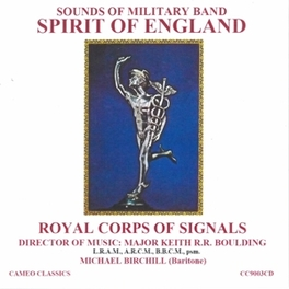 SPIRIT OF ENGLAND BAND OF THE ROYAL CORPS O, CD