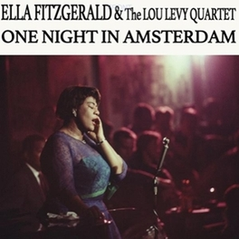 ONE NIGHT IN AMSTERDAM ELLA FITZGERALD, CD