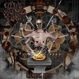 CASTING RUIN SOLACE OF REQUIEM, Vinyl LP