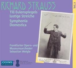 TILL EULENSPIEGELS LUSTIG FRANKFURT OPERA AND MUSEUM ORCHESTRA R. STRAUSS, CD