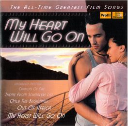 MY HEART WILL GO ON OST, CD