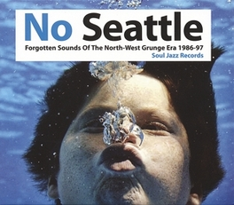 NO SEATTLE *FORGOTTEN SOUNDS OF THE NORTH WEST GRUNGE ERA 1986-97* V/A, CD
