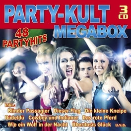DIE PARTY KULT MEGABOX V/A, CD