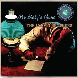 MY BABY'S FONE/ 12 MORE.. .. ACHING GEMS LOUVIN BROTHERS, CD