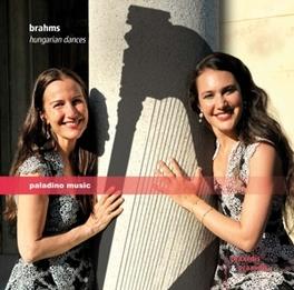 HUNGARIAN DANCES DUO PRAXEDIS J. BRAHMS, CD