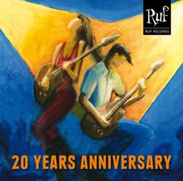 RUF RECORDS 20 YEARS.. .. ANNIVERSARY V/A, CD