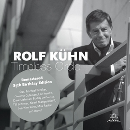 TIMELESS CIRCLE ROLF KUHN, CD